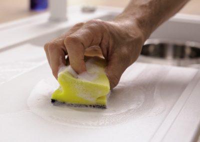 Silgranit Cleaning