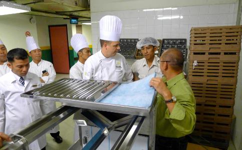 First BLANCO Cook Installation in Jakarta