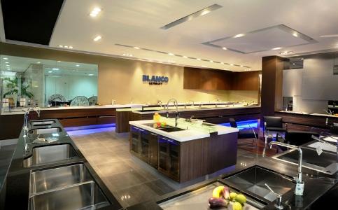 Official BLANCO Showroom at Jakarta Design Center