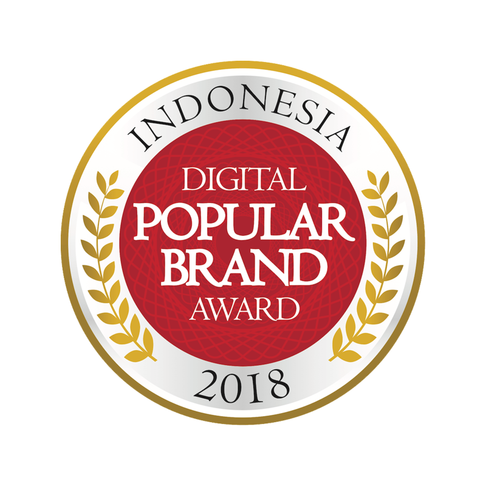 Indonesia Digital Popular Brand Award 2018