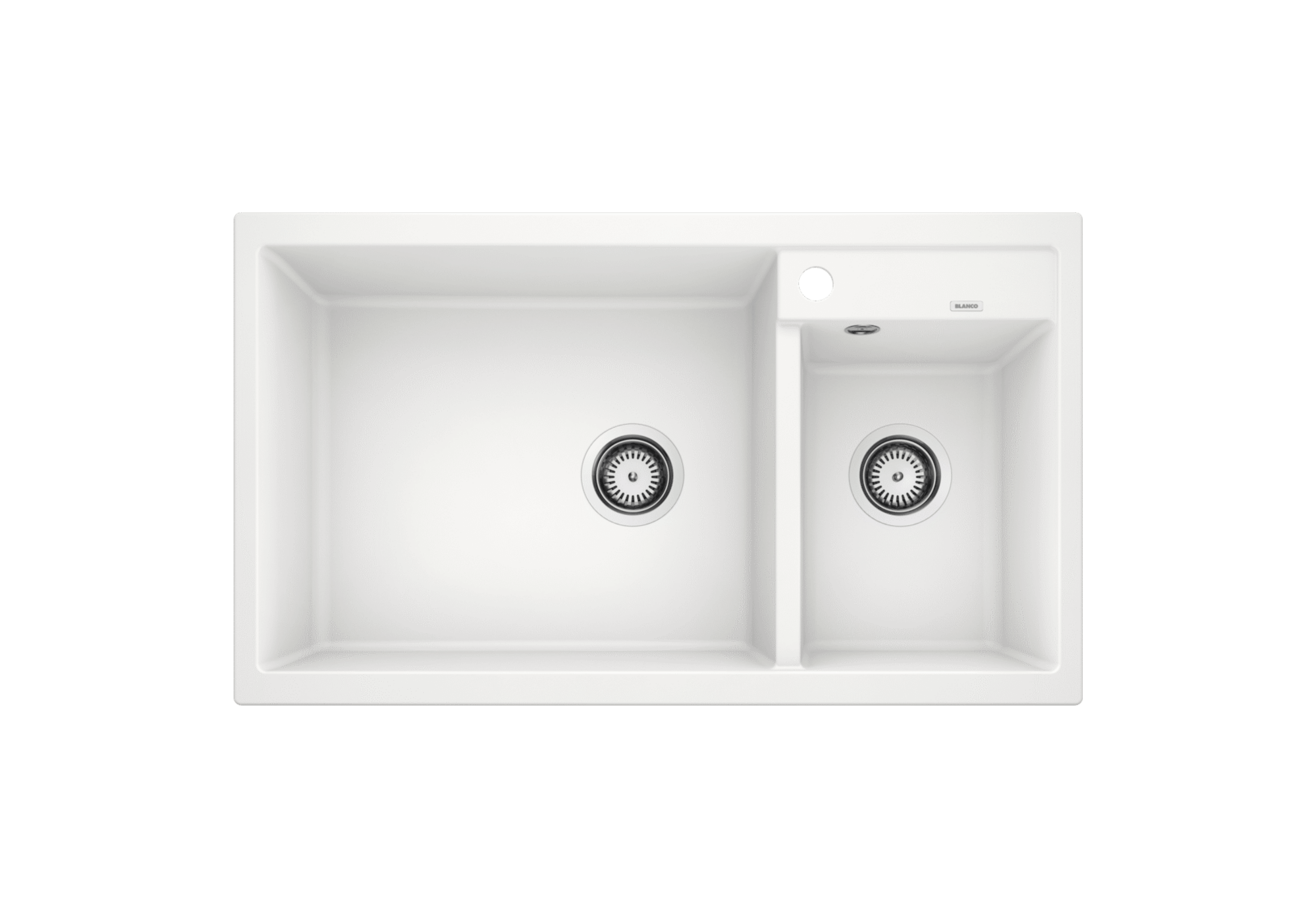 Blanco Metra 9 White