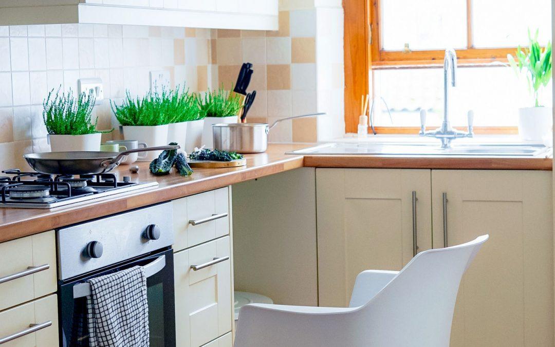 Tips Untuk Membuat Dapur Kecil Menjadi Nyaman