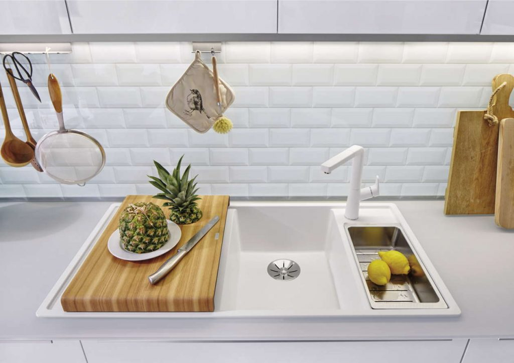 How to choose kitchen sink - BLANCO Axia III 6S