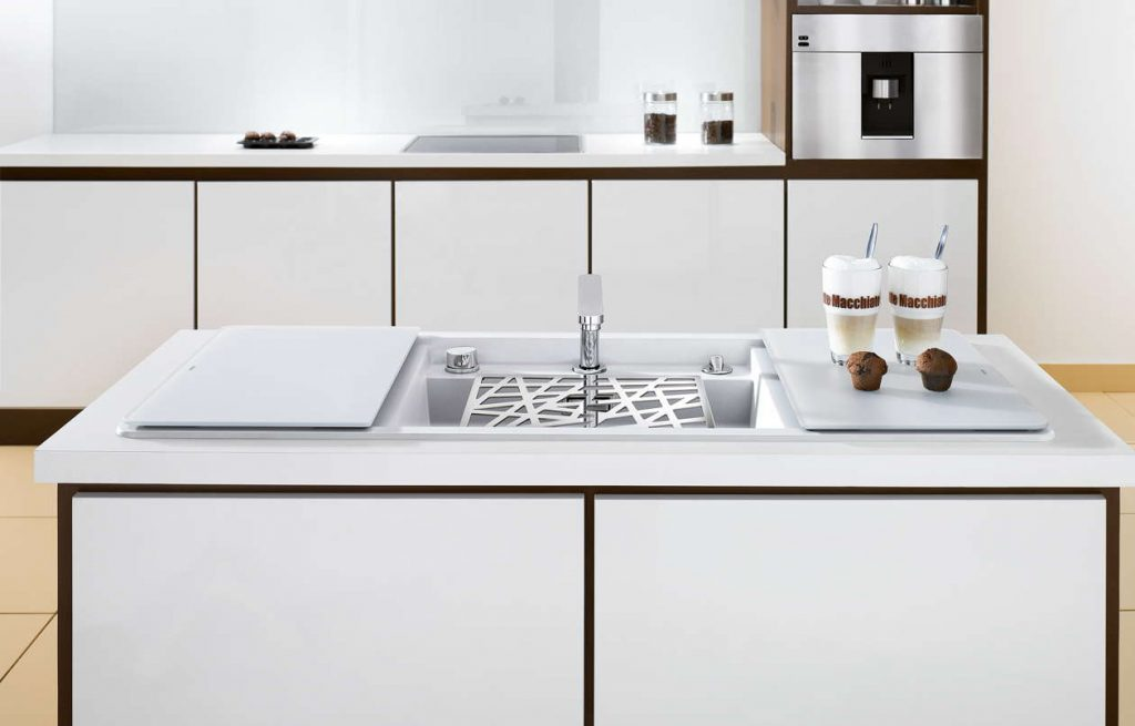 How to choose kitchen sink - BLANCO Alaros