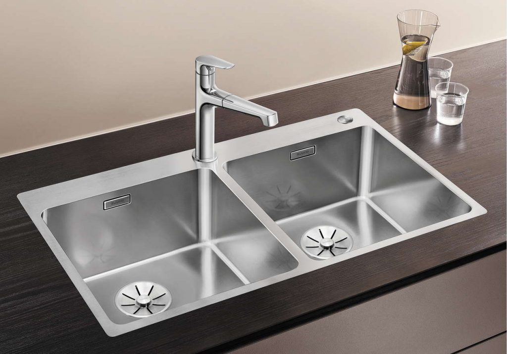 How to choose kitchen sink - BLANCO Andano 400