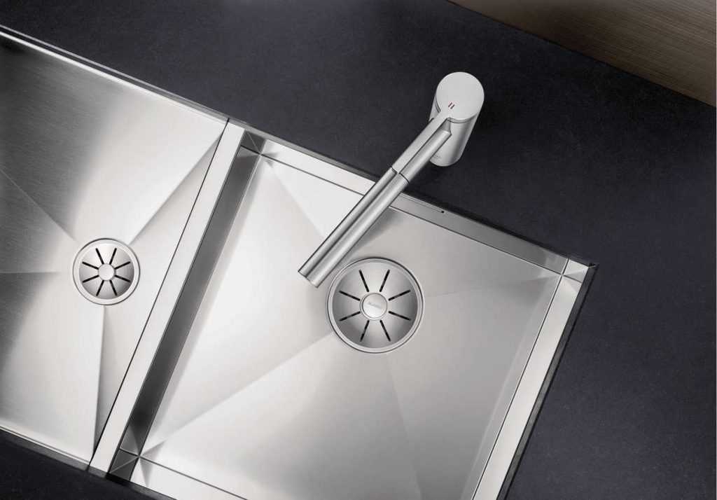 BLANCO Kitchen Sink Material - Stainless Steel