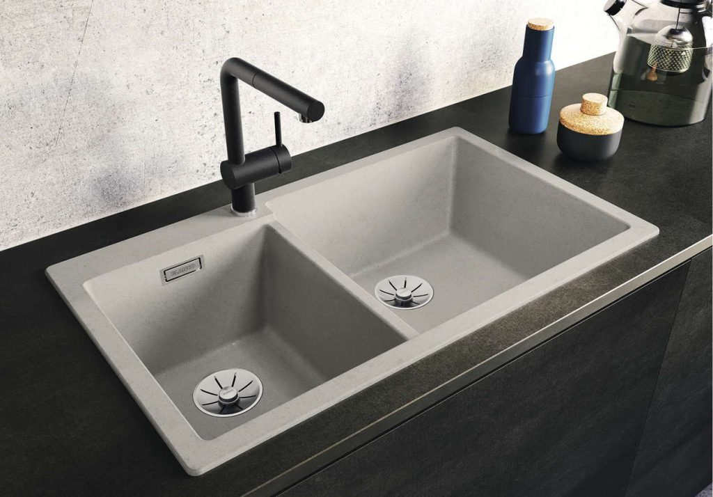 How to choose kitchen sink - BLANCO Pleon 9