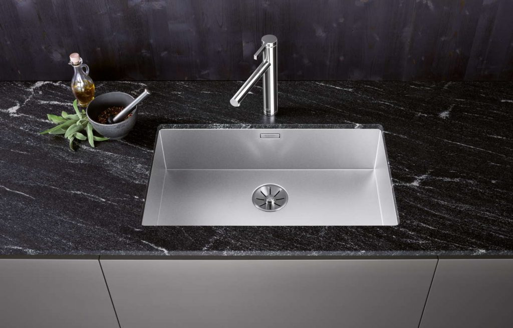 How to choose kitchen sink - BLANCO Zerox 700U