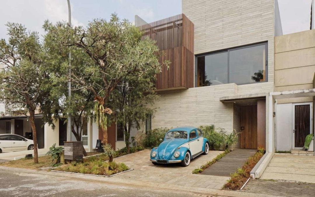 Inspirasi Desain Kantor Sidharta Architect