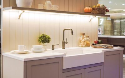 Vintera XL 9-UF Bak Cuci Piring Model Farmhouse Yang Populer Dan Cocok Untuk Dapur Gaya Klasik Hingga Modern