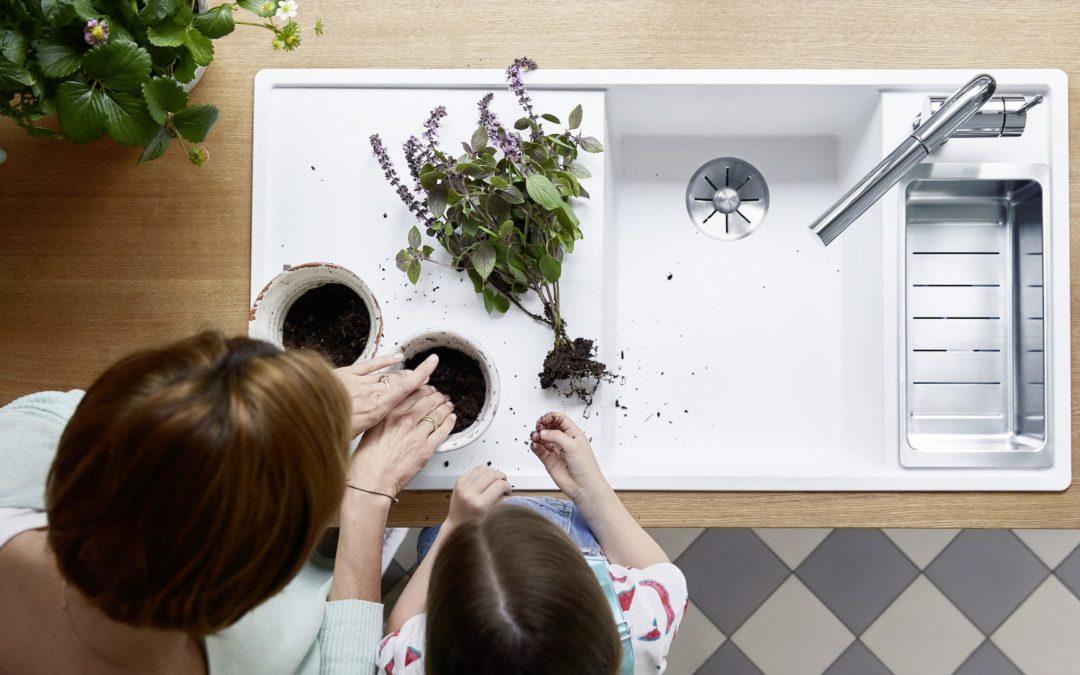 Little Herb Fairies – Kids in The Kitchen
