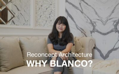 Reconcept Architecture – Why BLANCO?
