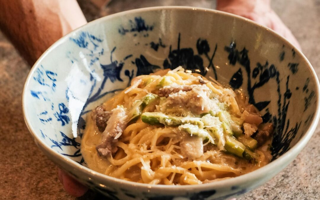 Cooking With BLANCO Bersama Sale: Pork Belly Bucatini Pasta